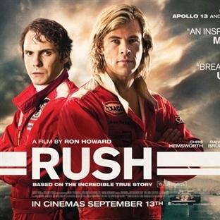 Zafere Hücum (Rush) | Film Tavsiyesi