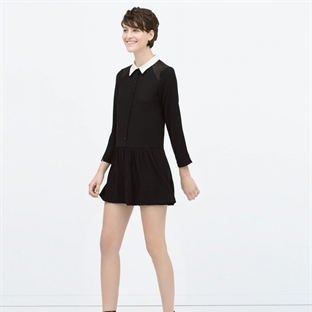 Zara elbise modelleri 2015