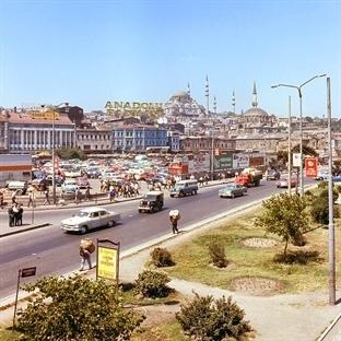 1971′in İstanbul'unda Fotoğraflarla Yolculuk