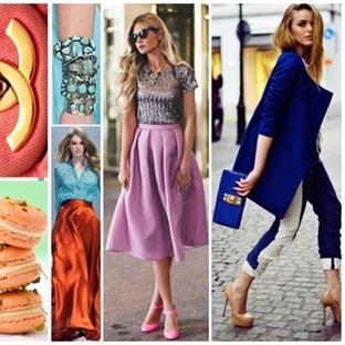 2015 İlkbahar-Yaz modası