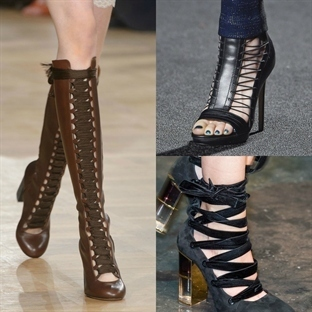 2015 Sonbahar Kış Ayakkabı Trendleri