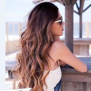 37 Uzun Saç Modeli