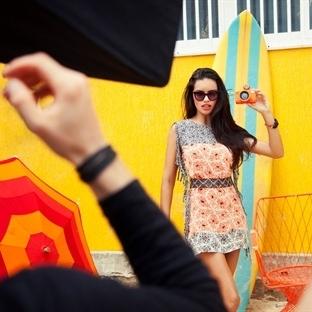 Adriana Lima, Vogue Eyewear kampanyasında