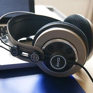 Akg K242 HD Kulaklık İncelemesi