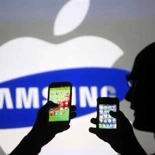 Akıllı Telefon Satışlarında Apple Samsung'u Geçti!