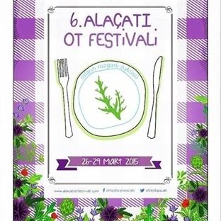 Alaçatı 6. Ot Festivali 2015