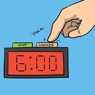 Alarm Erteleme Hastalığından Nasıl Kurtuldum
