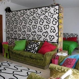 Odayı Bölmek İçin Dekoratif Öneriler