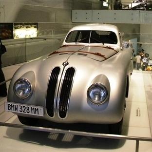 Almanya BMW Müzesi Gezisi