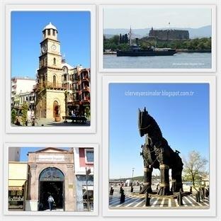 Anıtsal Kent Çanakkale