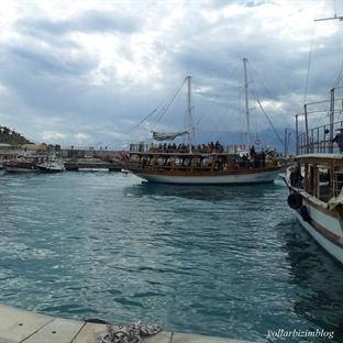 Antalya'nın Tarihi ve Mimari Yüzü: Kaleiçi