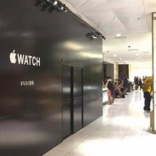 Apple 10 Nisan'da 3 Apple Watch Mağazası Açacak!
