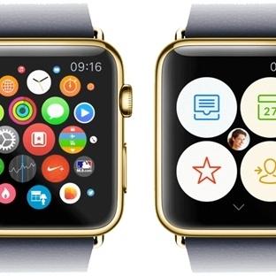 Apple Watch için Wunderlist Uygulaması