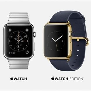 Apple Watch Tanıtıldı! Fiyatı 349 $'dan Başlayor