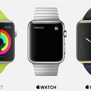 Apple Watch Tüm modelleri ve fiyatları ne kadar?