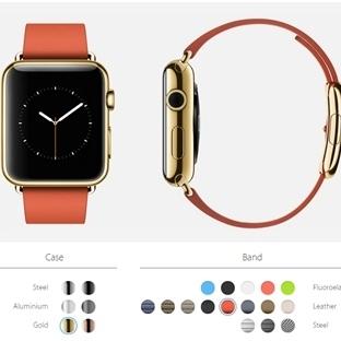 Apple Watch'u Farklı Tasarımları ile Keşfedin