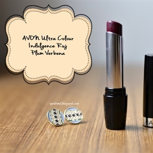 AVON Ultra Colour Indulgence Ruj - Plum Verbena
