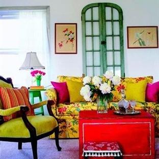 Baharı Evlerinize Davet Etmenin 10 Yolu