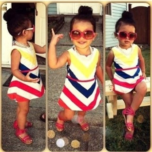 Bebek Elbiseleri Modelleri