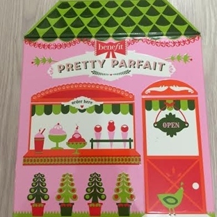 BENEFIT, PRETTY PARFAIT SET