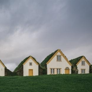 Bir Mimarın İzlanda Günlüğü