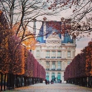 Bir Şenlik Şehri Paris