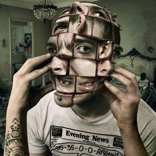 Bir Şizofreni Gördüm