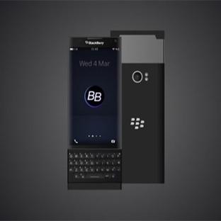 BlackBerry Konsept Görüntüleri Hayran Bıraktı