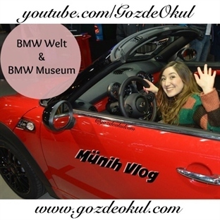 Bmw Welt ve Bmw Museum – Münih Gezisi