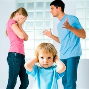 Boşanma sürecinde çocuklarımız