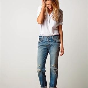 Bu jean'ler üç farklı stilde giyilebiliyor