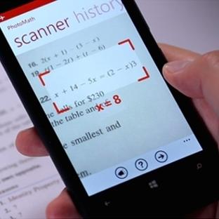 Bu uygulama matematik sorularını çözebiliyor