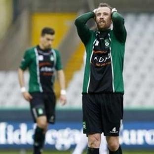 Büyük trajedi : Cercle Brugge