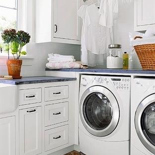 Çamaşır Odası Tasarım Fikirleri