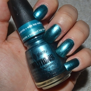 China Glaze Tranzitions Oje 1178 Altered Reality