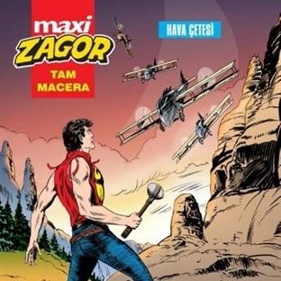 Çizgi Düşler'den Maxi Zagor 3