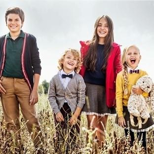 Çocuklar için Rahat ve Mutlu Bir Kış