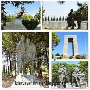 Destansı Topraklarda Şehitlikler ve Anıtlar - 2