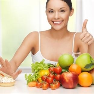 Doğru beslen, mutlu yaşa!