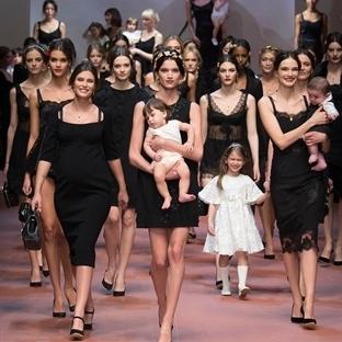 Dolce&Gabbana anneleri güllerle taçlandırıyor