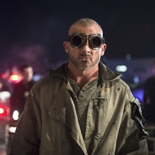 Dominic Purcell Arrow/Flash Spin-Off Dizisinde