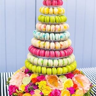 Düğün Pastasına Alternatif Tasarımlar