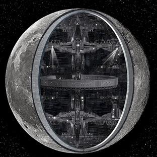 Dünya'nın Uydusu Ay Yapay Mı?