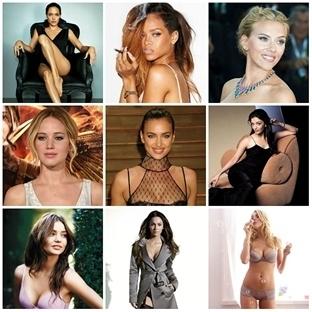 Dünyanın en seksi kadınını seçiyoruz