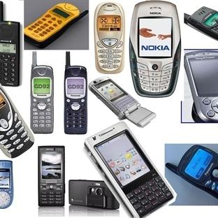 Efsane Cep Telefonlarını Hatırladınız mı?