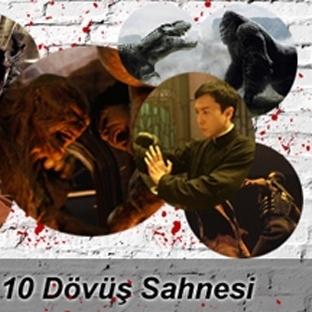 En iyi 10 Dövüş Sahnesi