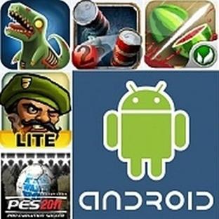 En İyi Ücretsiz Android Oyunları