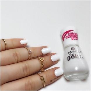 Essence the gel nail polish incelemesi
