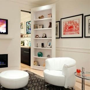 Evde Gizli Oda İçin Dekoratif Öneriler