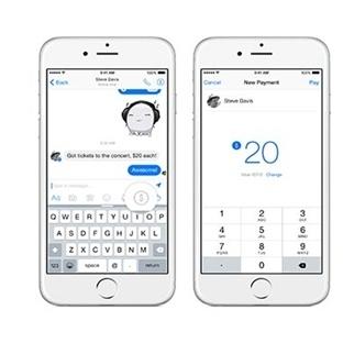 Facebook Messenger ile Borç Para Verebileceksiniz